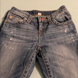 True Religion jeans kids size 8 and 10